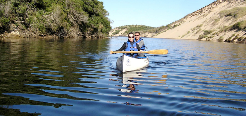 Guided Canoe Trips