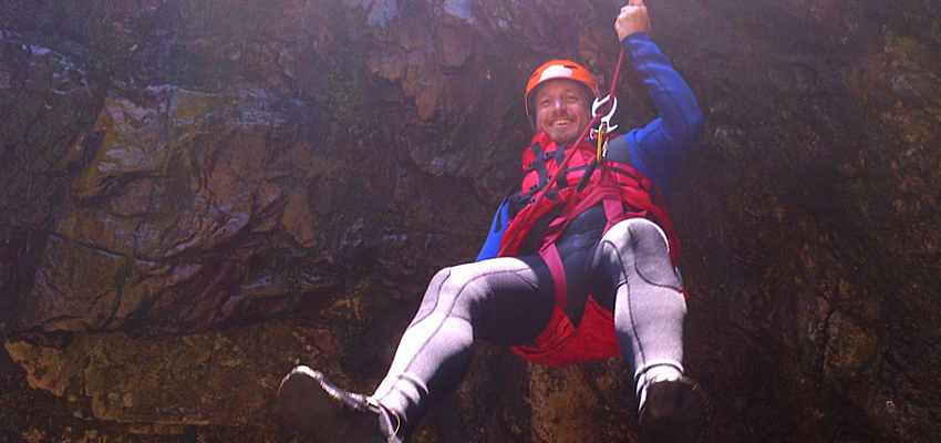 Canyoning South Africa