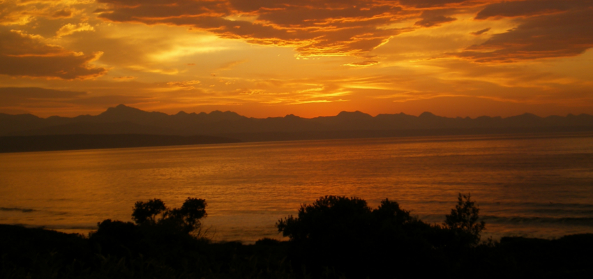 Plettenberg Bay Accommodation with View