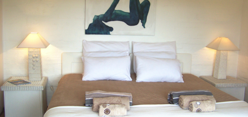 Self Catering Plettenberg Bay Bedroom