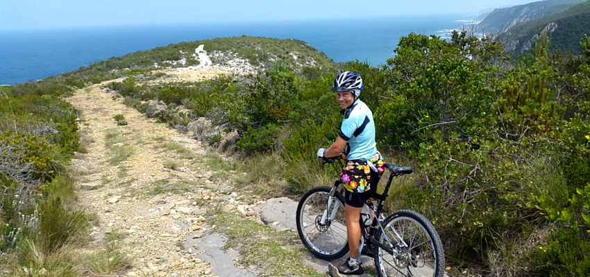 Garden Route Mountain Biking