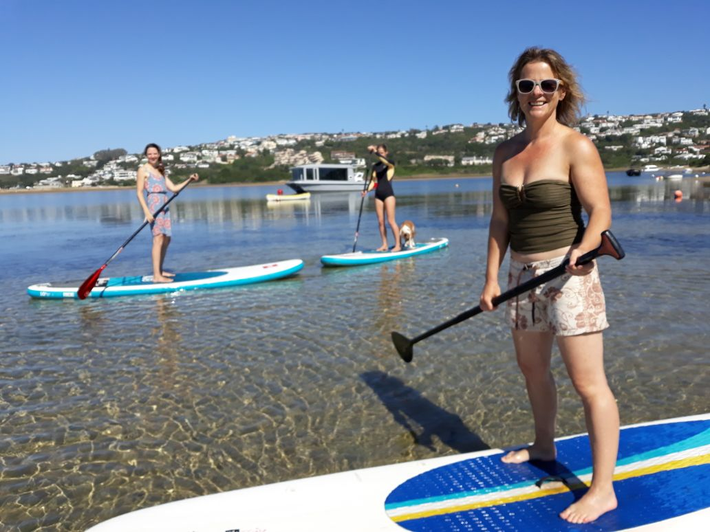 SUPing and Supping - A Stand-Up Paddle Board Tale from Plettenberg Bay