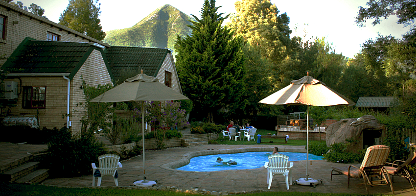 Accommodation in Stormsriver South Africa